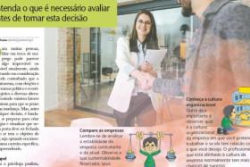Entrevista para o Jornal Folha Universal