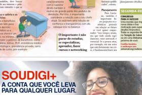 Evento Entrevista para o Jornal Folha Universal